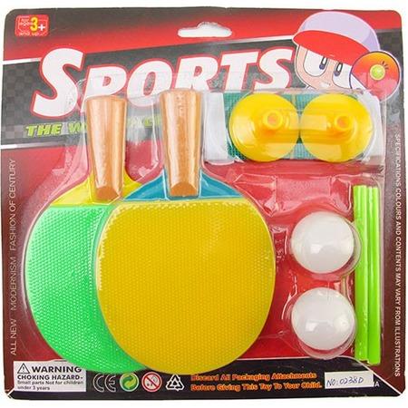 Купить Набор для настольного тенниса DoBest TX103575