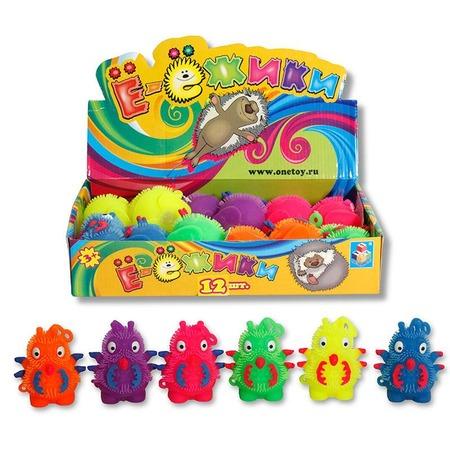 Игрушка-антистресс 1 Toy «Червячок». В ассортименте
