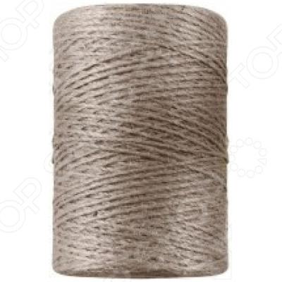 Шпагат РОС 68245 прочная ,скрученная из натуральных лубяных волокон, нить, необходимая в каждом доме. Для ее изготовления применялись пеньковые и короткие льняные волокна, которые обеспечивают прочность и надежность изделия. Шпагат часто используют для сшивания и упаковки, а также шпагат пользуется спросом среди дизайнеров интерьеров. Очень часто можно встретить оригинальный и запоминающийся аксессуар с использованием льняного шпагата. Шпагат это практичный, многофункциональный и не дорогой предмет, который обязательно пригодится вам в быту.