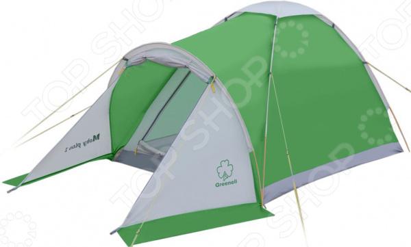 Палатка Greenell «Моби 2 плюс» палатка 2 м greenell гори 2 v2