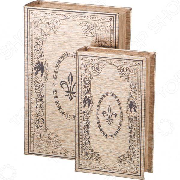 Комплект шкатулок-книг Lefard 184-316