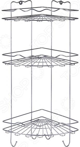 Полка для ванной угловая Rosenberg RUS-385042-3