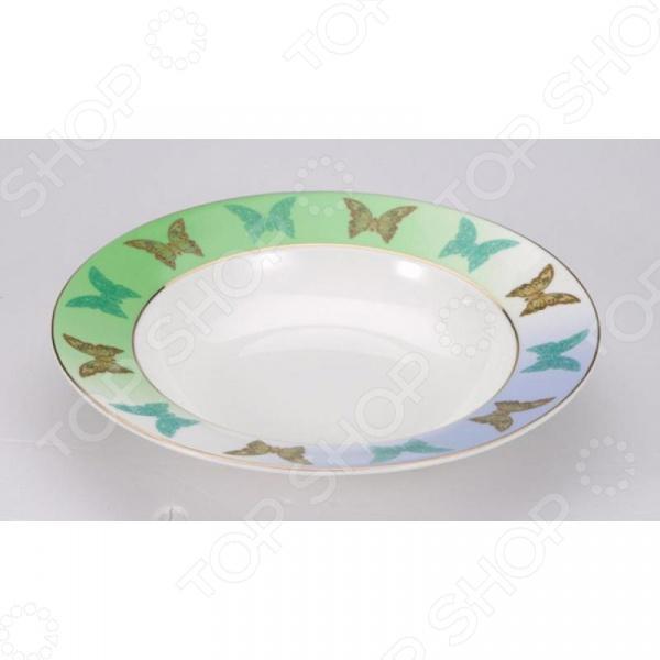 цена на Тарелка суповая Valentin Yudashkin La Maison Butterfly