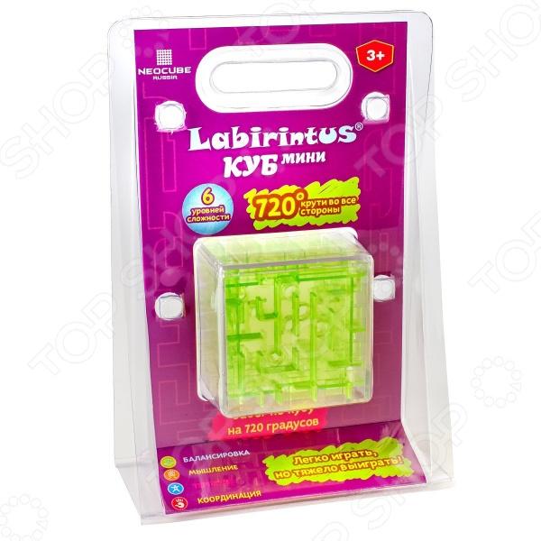 Головоломка Labirintus «Куб» LBC0004 цена 2017