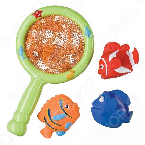 Игрушка для ванны детская Happy Baby Little Fisher