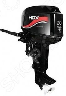 Лодочный мотор 2-х тактный HDX T 20 FWS Лодочный мотор 2-х тактный HDX T 20 FWS /