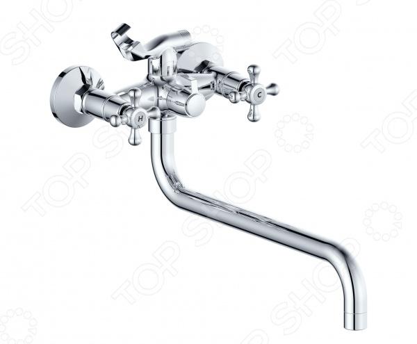 Смеситель для ванны и умывальника Argo Total
