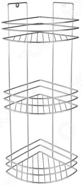 Полка для ванной угловая Rosenberg RUS-385037-3