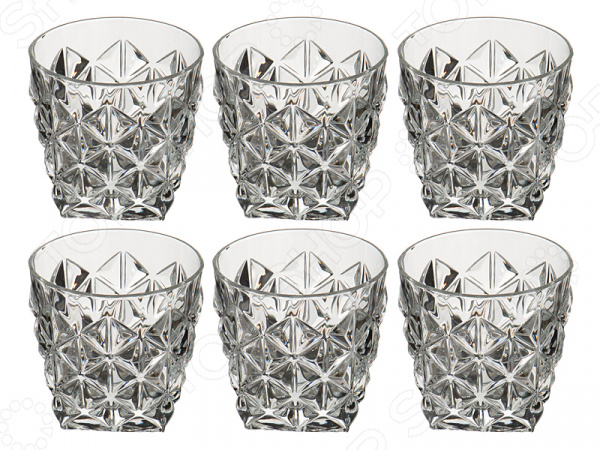 Набор стаканов для виски RCR «Энигма» 305-576 набор стаканов rcr имперо 305 112