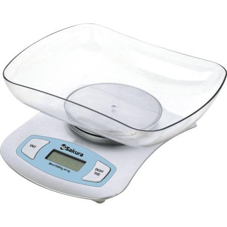 Купить Весы кухонные Sakura SA-6052S
