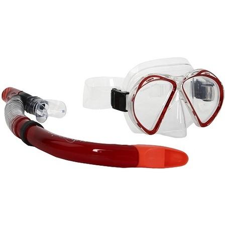 Купить Набор из маски и трубки Larsen M293S+SN54S