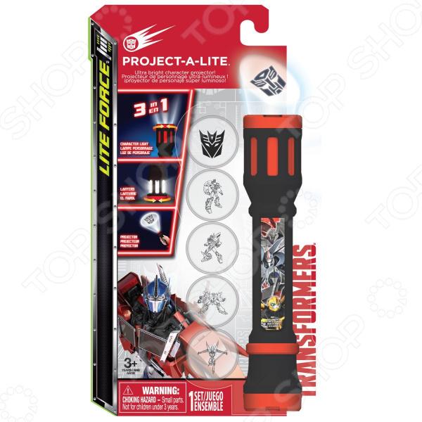 Фонарик-проектор Tech 4 Kids Project-A-Lite Transformers Фонарик-проектор Tech 4 Kids Project-A-Lite Transformers /