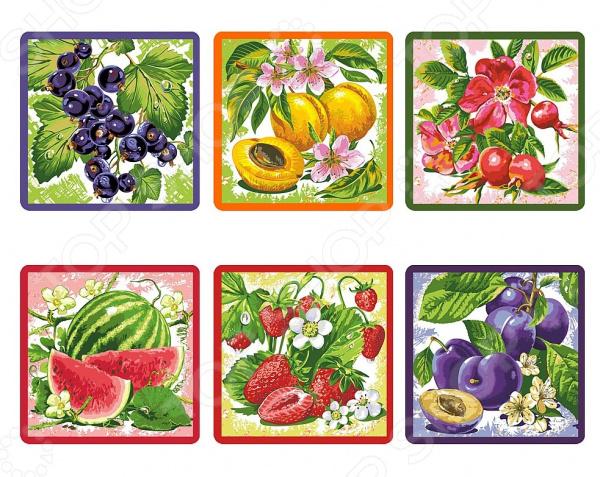 цена на Прихватка Мультидом «Ягоды-фрукты» Z22-58. В ассортименте