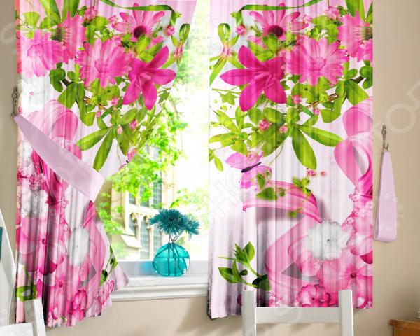 Комплект штор ТамиТекс «Ассорти» текстиль для дома
