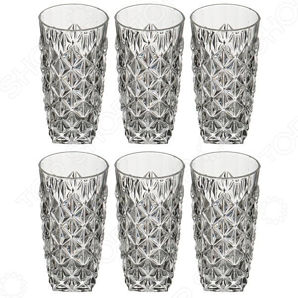 Набор стаканов для воды RCR «Энигма» 305-577 набор стаканов rcr опера