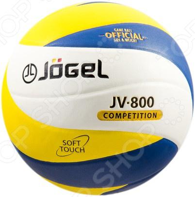 Мяч волейбольный Jogel JV-800 мячи спортивные jogel мяч баскетбольный jogel jb 300 6