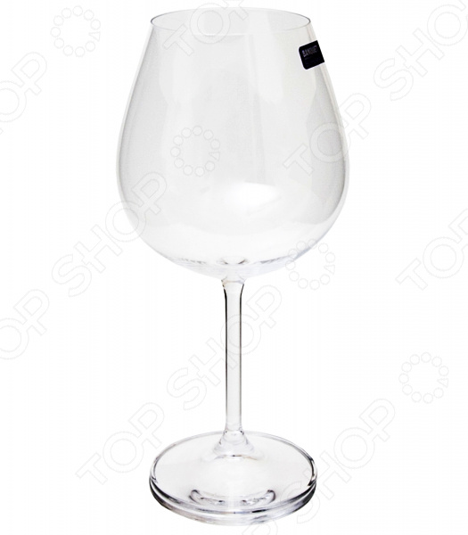 Набор бокалов Banquet Crystal 02B4G001650 набор бокалов для бренди коралл 40600 q8105 400 анжела