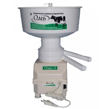 Купить Сепаратор для молока Омь 3
