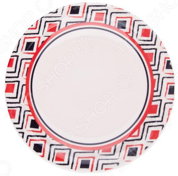 Тарелка обеденная Biona «Марахо» biona набор столовый марахо