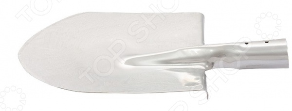Лопата штыковая без черенка СИБРТЕХ 61437 лопата штыковая из рельсовой стали