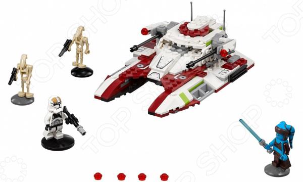 Конструктор игровой для ребенка LEGO Star Wars «Боевой танк Республики»