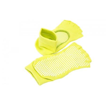 Купить Носки противоскользящие Bradex с открытыми пальцами и подъемом