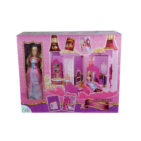 Купить Кукла Simba «Штеффи и ее замок»