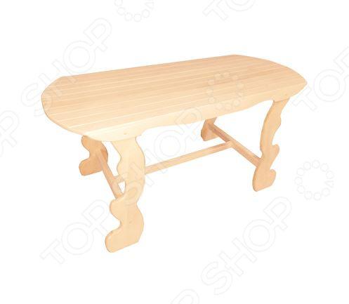 Стол с фигурными ножками Банные штучки 32442
