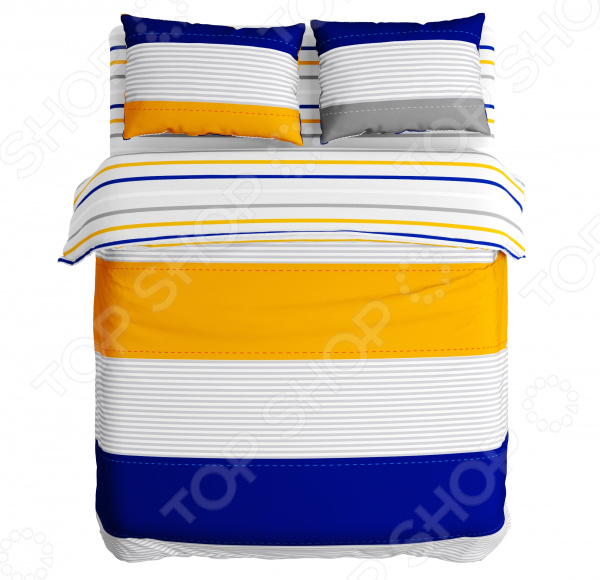 Комплект постельного белья Сирень «Его стиль»