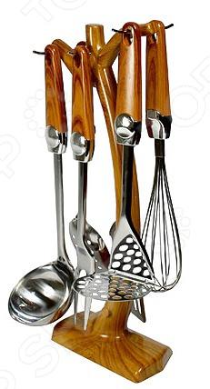 все цены на  Набор кухонных принадлежностей Super Kristal SK-3673  онлайн