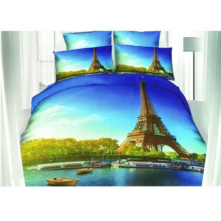 Купить Комплект постельного белья Mango «Париж». 2-спальный