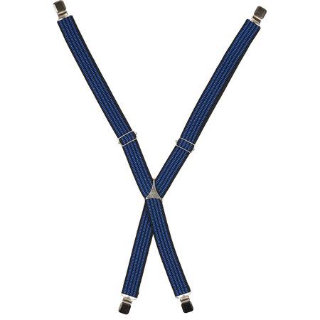 Купить Подтяжки Stilmark Steel Frame рифленые. Ширина: 3,5 см