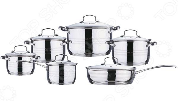 Набор посуды для готовки Rainstahl 1214-12RS/CW набор посуды для готовки rainstahl rs 1955 08