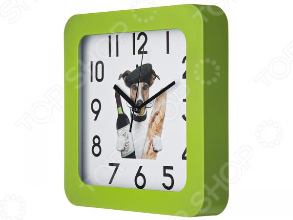 Часы настенные Lefard «Символ года» 220-238