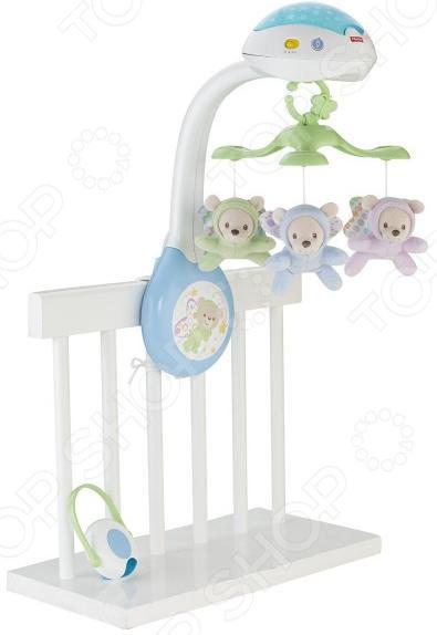Мобиль на кровать Fisher Price «Мечты о бабочках»
