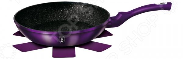 Сковорода Berlinger Haus Royal Purple Metallic сковорода berlinger haus ebony rosewood