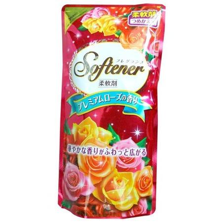 Купить Кондиционер для белья Nihon Detergent Sweet Floral с нежным ароматом роз