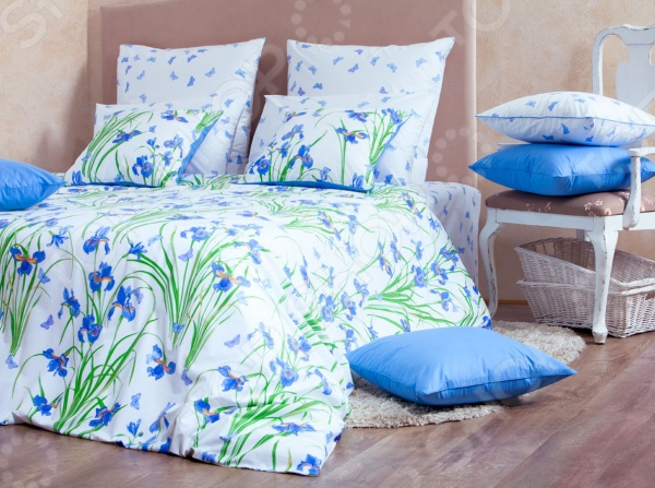 Комплект постельного белья MIRAROSSI Aurora комплект постельного белья mirarossi veronica pink