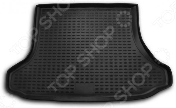 Коврик в багажник Element Chery Tiggo, 2013, кроссовер коврик в багажник novline chery tiggo кроссовер 2013
