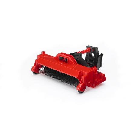 Купить Дополнение к игрушечным машинкам Bruder «Устройство для уборки улиц»