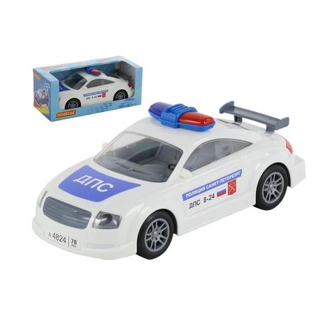 Купить Машинка инерционная игрушечная POLESIE «ДПС. Санкт-Петербург»