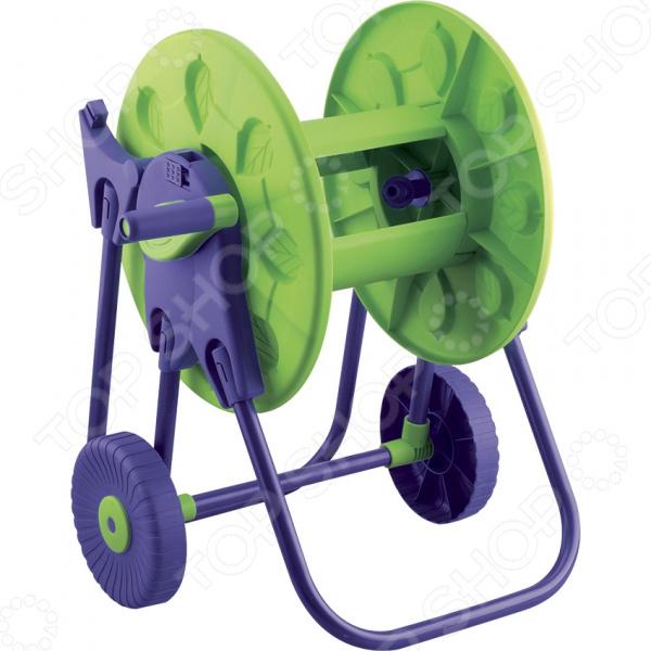 Катушка для шланга на колесах PALISAD    /