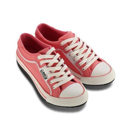 Купить Кеды Walkmaxx. Цвет: розовый