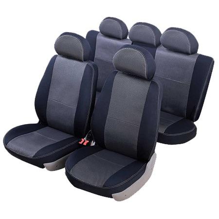 Купить Набор чехлов для сидений Senator Dakkar Hyundai Solaris 2010-2017 5 дверей