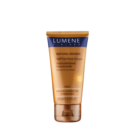 Купить Крем-автозагар для лица Lumene Natural Bronze