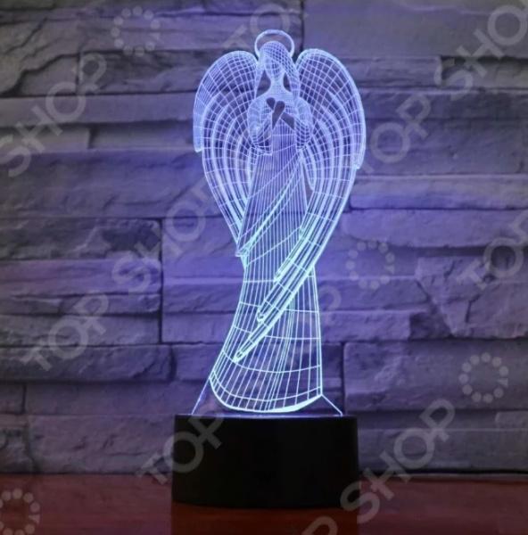 Светильник «Ангел» 3D