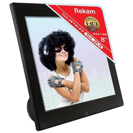 Купить Фоторамка цифровая Rekam FM87S