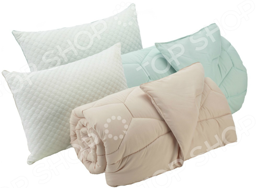 Комплект: подушка и одеяло Dormeo «Вдохновение» 3
