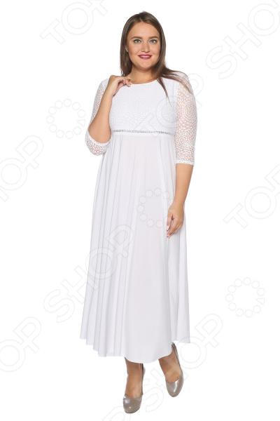 Платье Pretty Woman «Торжественный вечер». Цвет: белый