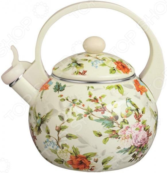 Чайник со свистком Чудесница ЭЧ-2520 электрический чайник чудесница эч 2010